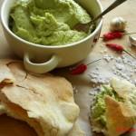 Pasta de avocado si naut