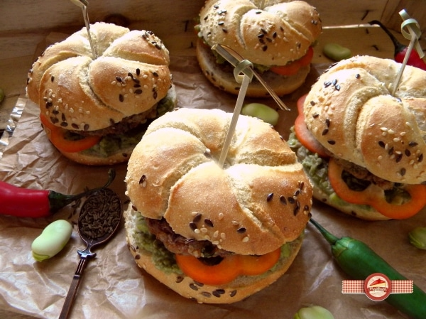Burgeri vegetarieni