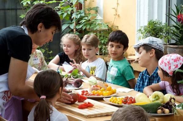 Ateliere de educatie gastronomica la Iasi