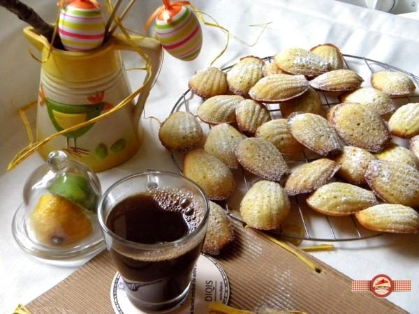 Madlene sau madeleines