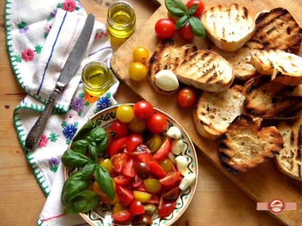 Trei aperitive rapide de vara
