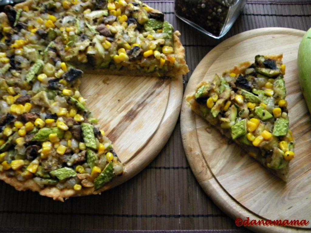 Tarta de legume la gratar2
