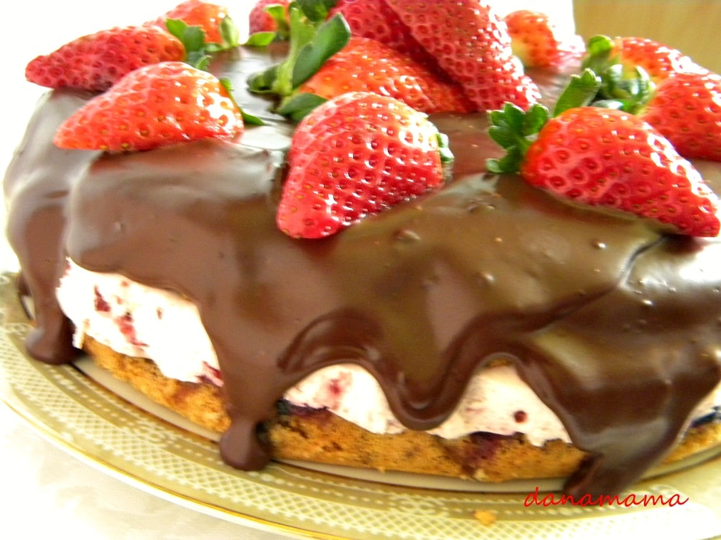 Tort Cioco si fructe3