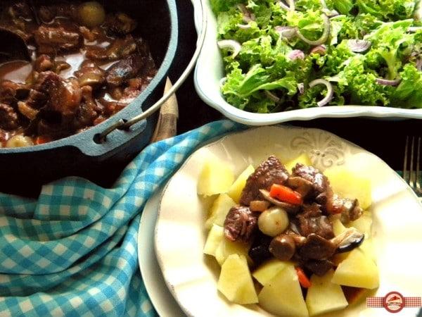 carne de vită bourguignon4