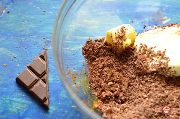 biscuiti de casa cu crema caramel