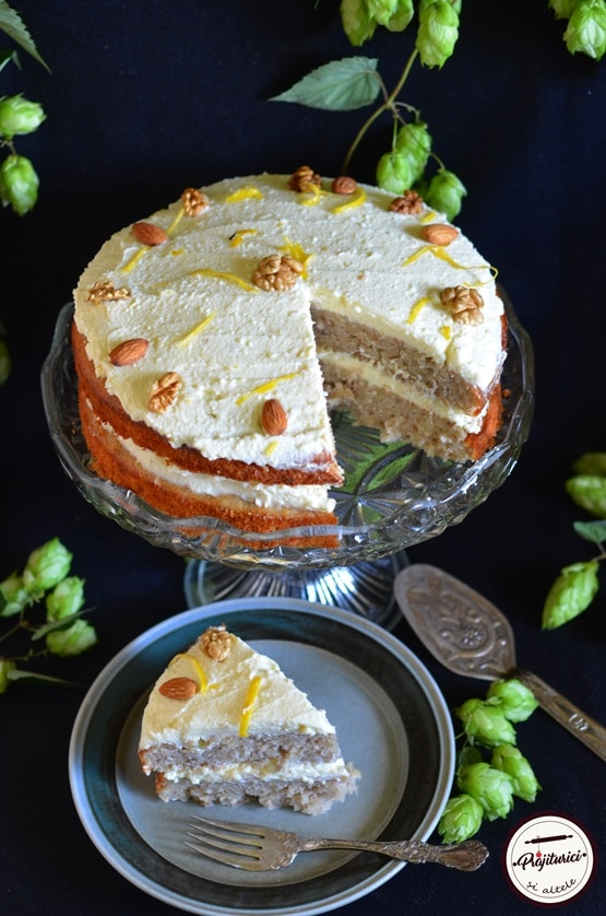 tort Colibri-Hummingbird cake