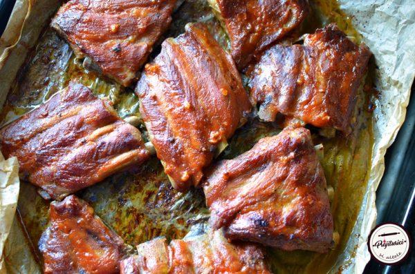 Coaste Fragede De Porc La Cuptor Prăjiturici și Altele