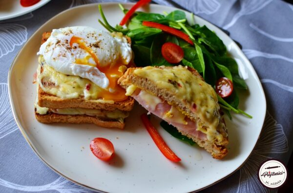 croque madame croque monsieur